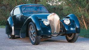 The atalante was undoubtedly the most beautiful version. 1931 Bugatti Type 51 Replica