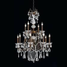 vienna chandelier chrome