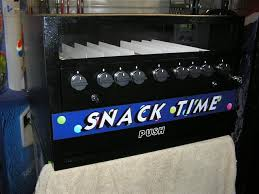 Non Electric Vending Machine Classy Snack Attack Vending Vending Machine Parts Sales Service FREE