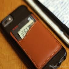 2019 rfid leather blocking business credit card holder rfid slim wallet leather front pocket wallet slim credit card holder from mike cai 0 77 dhgate