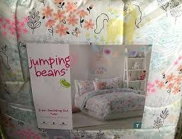 jumping beans enchanted garden comforter collection bg home design