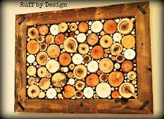 Small Picture Raw wood slice mirror Ruff by Design Kelly Ruff Kitimat BC https