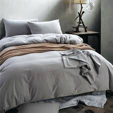 mens duvet covers high quality washable cotton fabric solid color bedding set twin full queen king mens duvet covers