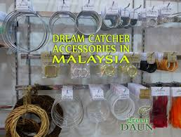 Who Sells Dream Catchers Mesmerizing Where To Buy Dream Catcher Accessories In Malaysia Green Daun
