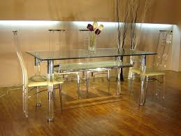 lucite dining room table minimalist dining room dining table and chairs home design sleek room large lucite dining room table