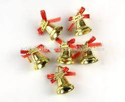 Small Decorative Bells Small Decorative Gold Plastic Christmas Bells Buy Small 2