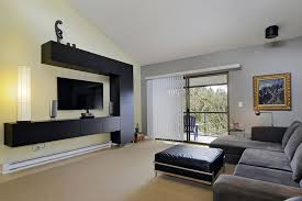 ikea besta lighting. Contemporary Living Room With High Ceiling, Flush Light, Laminate Floors, Ikea Besta Shelf Lighting
