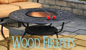 outdoor wood burning fire pit tables fire pit grill ideas wood wood burning fire pit table
