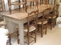 Elegant Farmhouse Kitchen Tables All About House Design