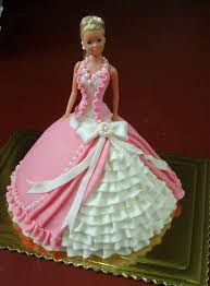 Butik Pastalar In 2019 Emma Barbie Cake Barbie Birthday Cake Cake