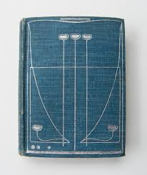 art nouveau book cover designed by talwin morris from collection of glasgow of