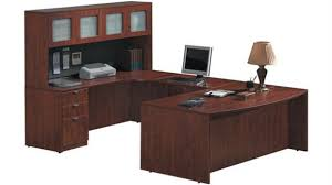 u shaped office desks. Interesting Office U Shaped Desks Office Source Desk With Hutch Throughout E