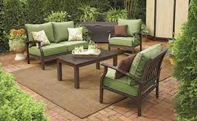 Patio Town As Outdoor Patio Furniture For Perfect Lowes Patio Sets
