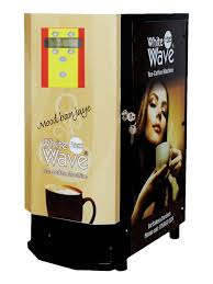 Tea Coffee Vending Machine Extraordinary White Wave Enterprise Water Cooler Dispenser Ahmedabad