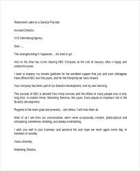 announcement format retirement announcement letter to customers coles thecolossus co
