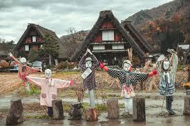 Một ngày dạo chơi làng cổ tích Doraemon ở Nhật Bản