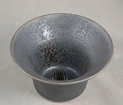 vase ikebana style bud vase in bronze black handmade c11oal4i1