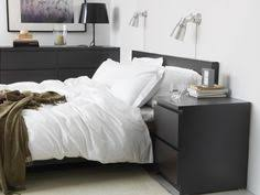 ikea black bedroom furniture. Wonderful Ikea IKEA  MALM Chest Blackbrown Can Also Be Used As A Nightstand Real  Wood Veneer Will Make This Chest Of Drawers Age Gracefully Throughout Ikea Black Bedroom Furniture 0