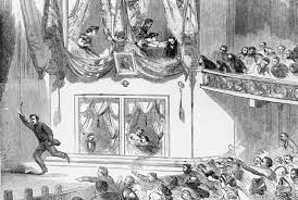Image result for theater where lincoln was shot