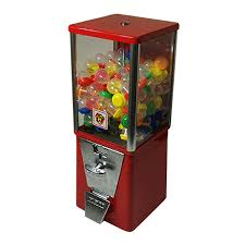 Gumball Machine Rings Vending