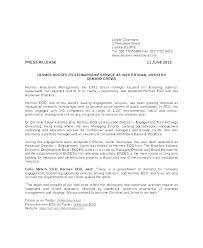 Business Press Release Template Carter West Press Release Format Pr Template The 4