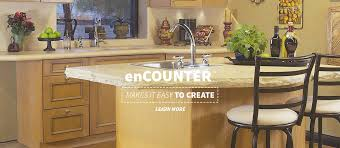 encounter counter top system