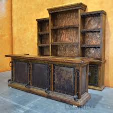 rustic spanish style furniture. barra antigua rustic spanish style furniture t