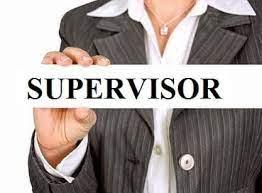 Lowongan kerja sma smk d3 s1. 15 Tugas Supervisor Pengertian Fungsi Dan Tanggung Jawab
