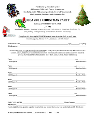 Christmas Party Food Sign Up Sheet - April.onthemarch.co