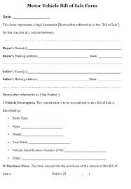 Bill Of Sale Template Word Document Car For Sale Template Word Car For Sale Template Word Lovely Car
