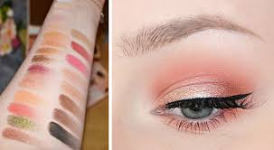 makeup revolution cień do powiek wizaz