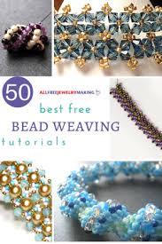 Bead Weaving Patterns Amazing 48 Best Free Bead Weaving Patterns Seed Bead Tutorials