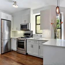 Popular Kitchen Flooring Kitchen Floor Galley Kitchen With White Cabinets Most Popular Home