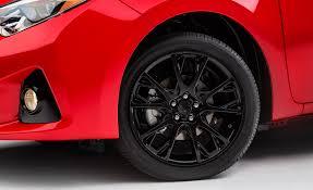 Vehicle Profile: 2016 Corolla - Special Edition