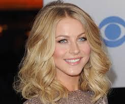 sleek waves julianne hough hairstyles for mid length hair