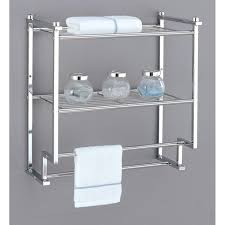 Decoration Bathroom Towel Storage Rack Narrow Glass Bathroom Nobailout