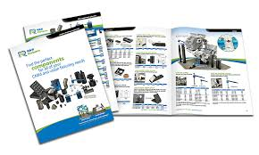 Hettenbach Graphic Design A Product Catalog That Shows What Its