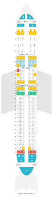 American Airlines Plane Seating Chart United Airlines And