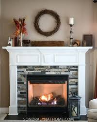 stone fireplace surround diy stone fireplace surround at home installing stone veneer fireplace surround