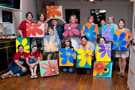 come and see how your creativity plus a little painting instruction can blend to create a beautiful masterpiece