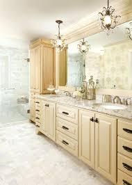 mini chandelier for bathroom cool mini chandelier look traditional bathroom innovative designs with beige bathroom vanity mini chandelier for bathroom