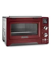gloss cinnamon 12 convection digital countertop oven
