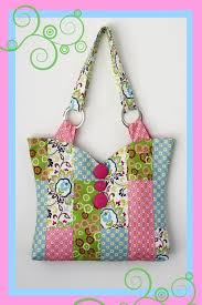 Quilted Tote Bag Pattern