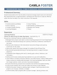 Digital Media Producer Sample Resume Cool Digital Media Producer Resume Sample Awesome Best Digital Media