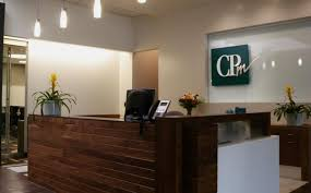 madison office common area. CPM Health Grades Building Reception Madison Office Common Area