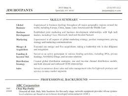 lna resume summary qualifications examples for resume examples resumes  sample resume summaries how make resume summary