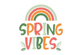 Is buying a cricut worth it? Spring Vibes Svg Cut File By Creative Fabrica Crafts Creative Fabrica