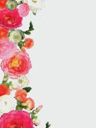 Cool Watercolor Rose Gold Floral Iphone ...