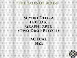 Size 11 Seed Bead Graph Paper Kozen Jasonkellyphoto Co