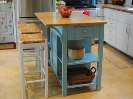 Small Picture Stunning Mobile Kitchen Island With Seating Images Home